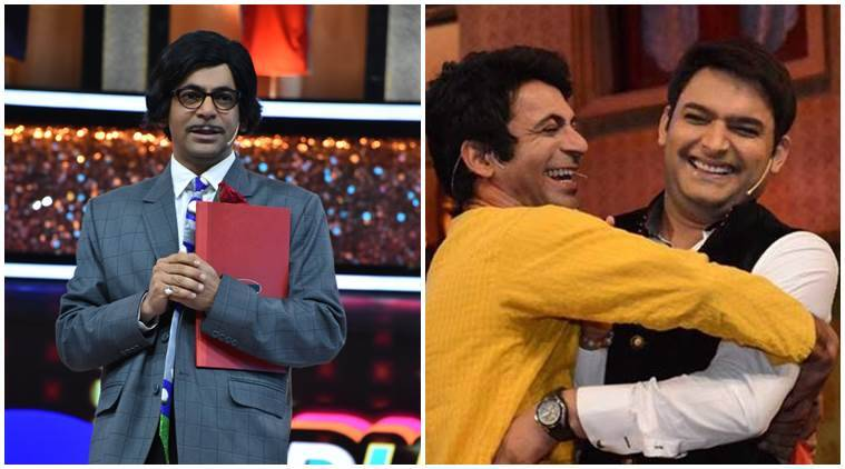 Sunil Grover on fallout with Kapil Sharma: I have moved on and hope we both succeed in our individualpaths