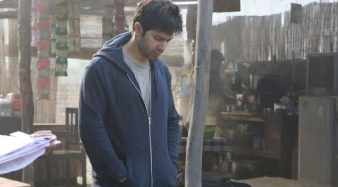 varun dhawan on Shoojit Sircar film October