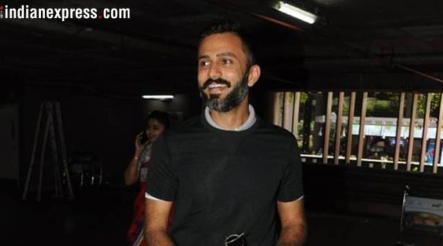 Sonam Kapoor's soon-to-be husband Anand Ahuja arrives in Mumbai for the wedding