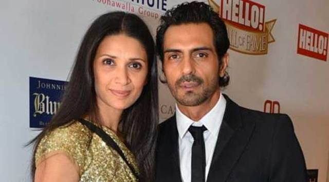 Arjun Rampal and wife Mehr announce separation after 20 years of marriage