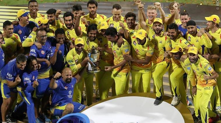 Ipl: Collective Effort Behind Chennai Super Kings' Triumph In 2018