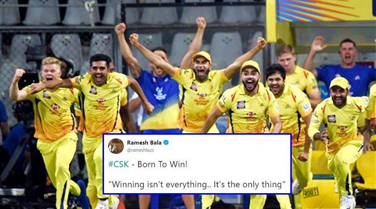 Image result for 2018 ipl final