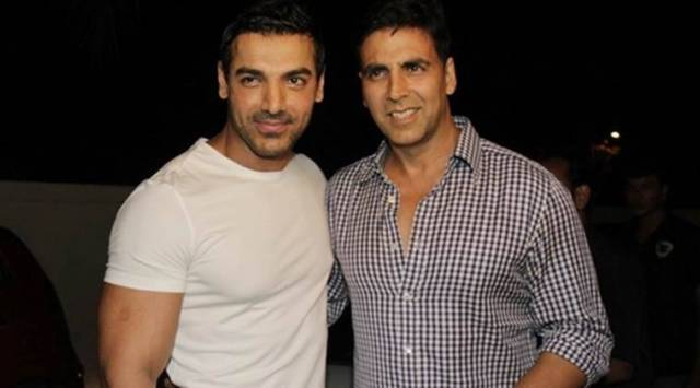 John Abraham quashes rumours of a tiff with Akshay Kumar: No truth to this