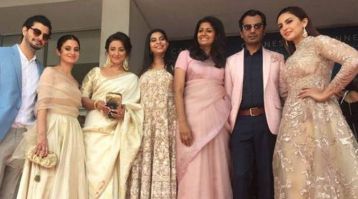 Nawazuddin Siddiquis Manto opens to a packed house at 71st Cannes FilmFestival