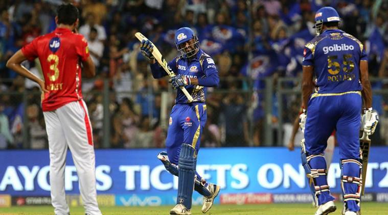 IPL 2018, Indian Premier League, MI vs KXIP, Mumbai Indians Kings XI Punjab, sports news, IPL news, cricket, Indian Express