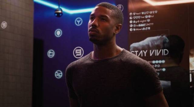 Michael B Jordan on initially rejecting Fahrenheit 451: Being a black man, I didnt want to play an oppressor