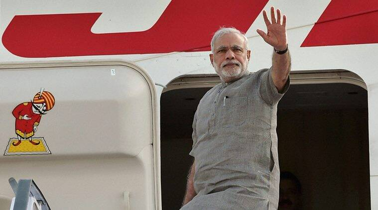 Give details of PM Modi's foreign trips, can't be denied: CIC to Air India