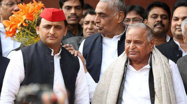 In U-turn, Samajwadi Party Adds Mulayam's Name On Top Of Star Campaigners' List