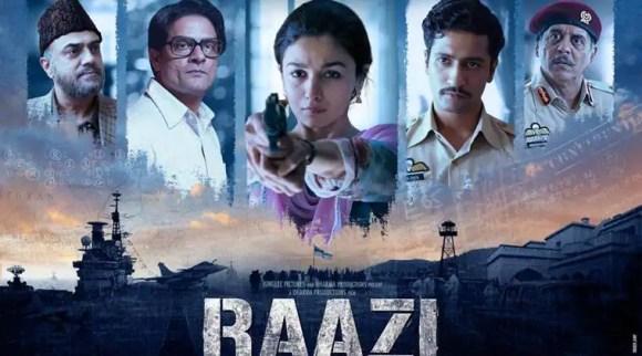 Raazi: Five reasons to watch Alia Bhatt-Vicky Kaushalstarrer