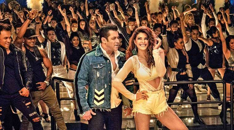 race 3 song hiriye stars salman khan and jacqueline fernandez