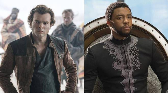 Solo A Star Wars Story outsells Black Panther in advanced ticketsales