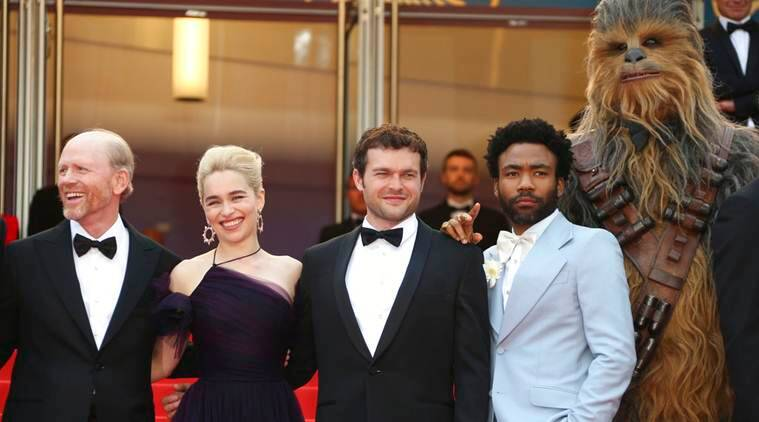 Solo A Star Wars Story premieres at Cannes2018