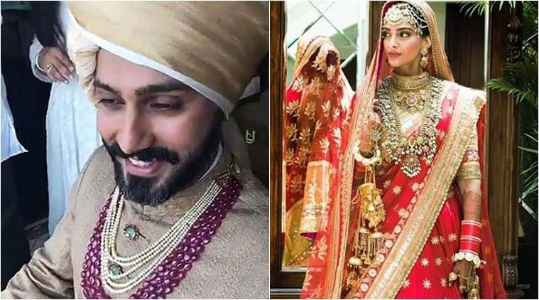 Sonam Kapoor marriage LIVE UPDATES   The Indian Express