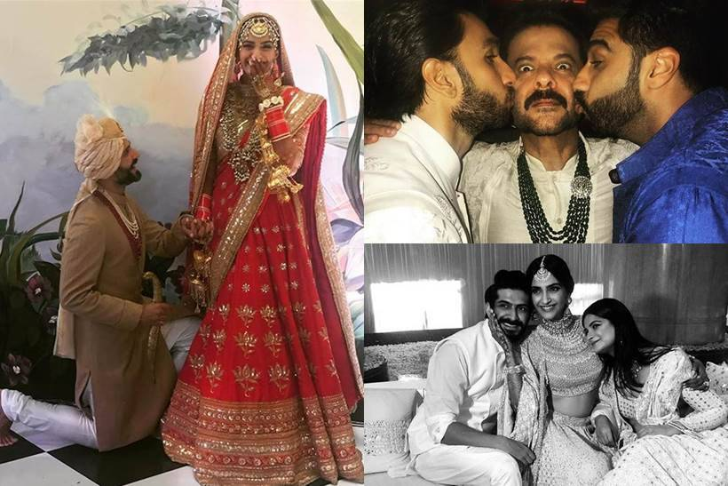 Best photos from Sonam Kapoor and Anand Ahuja's wedding festivities   Entertainment Gallery News. The Indian Express