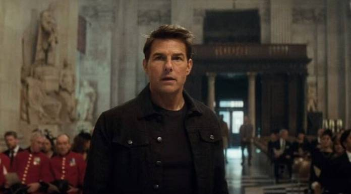 tom cruise in mission impossible trailer