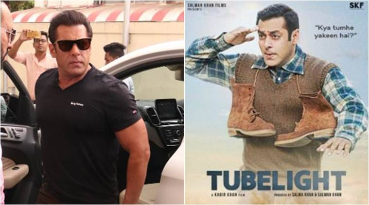 salman khan on tubelight