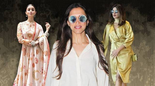 Bollywood Fashion Watch for June 12: Deepika Padukone and Priyanka Chopra step out in ultra chic avatar