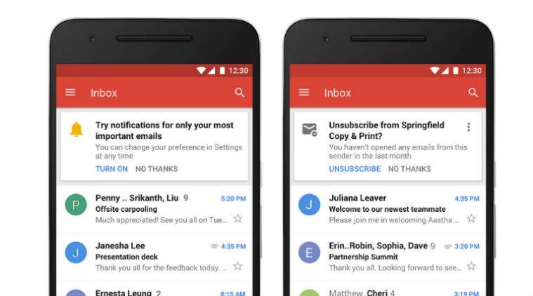 Gmail for iOS removing high-priority notifications: Here's how toactivate