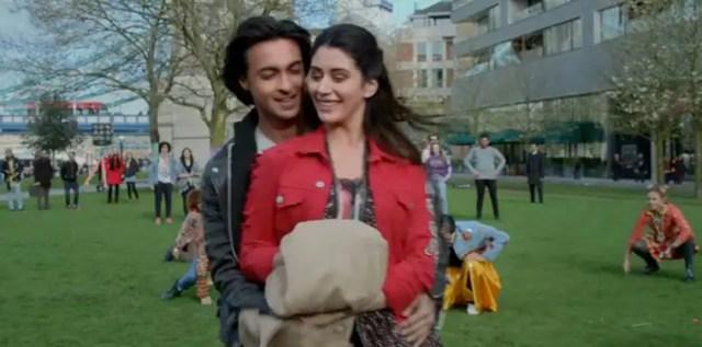 loveratri movie stills