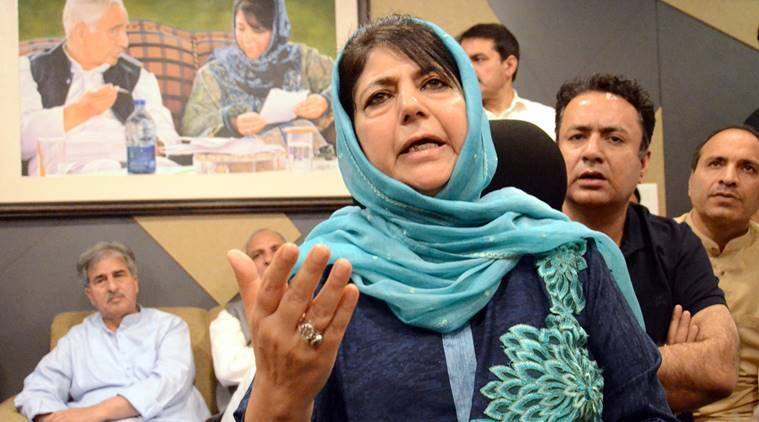 Mehbooba Mufti to Centre: 'Don't try to break PDP, outcomes will be dangerous this time'