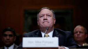 Pyongyang Mike Pompeo