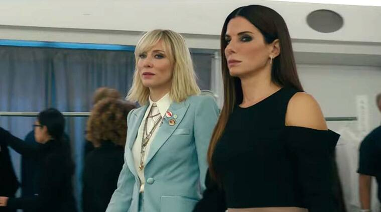 oceans8 domestic us box office