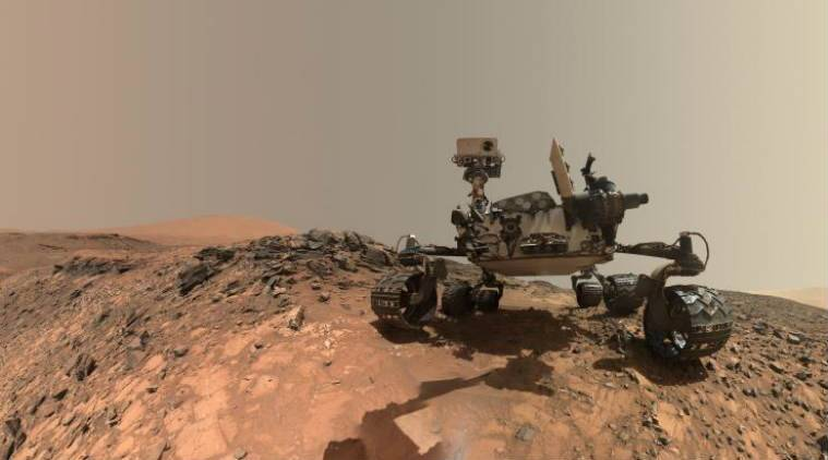 NASA loses hit with Opportunity corsair in Martian duststorm