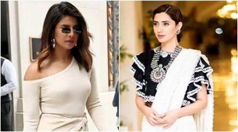 Bollywood Fashion Watch, Priyanka Chopra, Mahira Khan, celeb fashion, bollywood fashion, indian express, indian express news