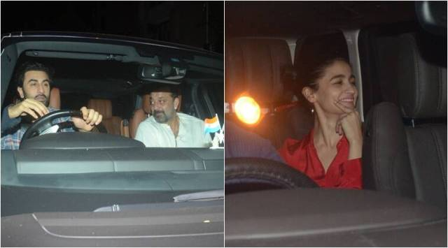 Alia Bhatt and Ranbir Kapoor are inseparable! Heres where we spotted them again