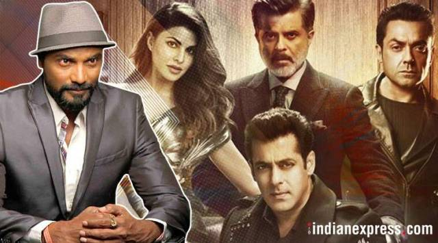 Remo DSouza on making Salman Khan dance in Race 3: Its the easiest job to make himdance