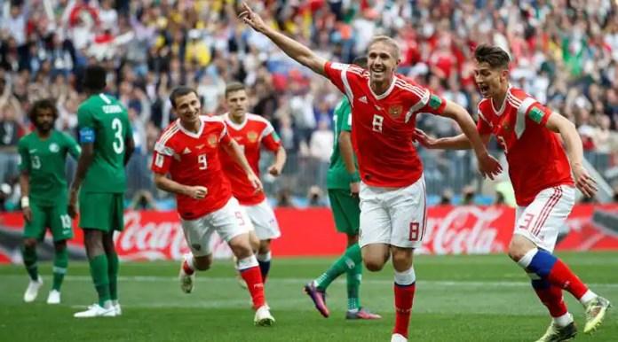 FIFA Football World Cup 2018 Highlights, Russia vs Saudi Arabia Match: As it happened