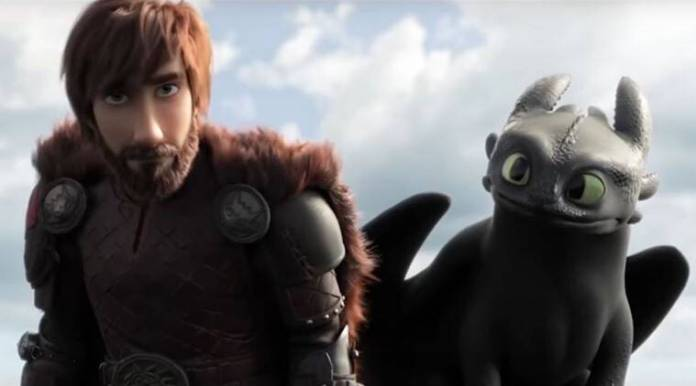 How to Train Your Dragon: The Hidden World trailer still