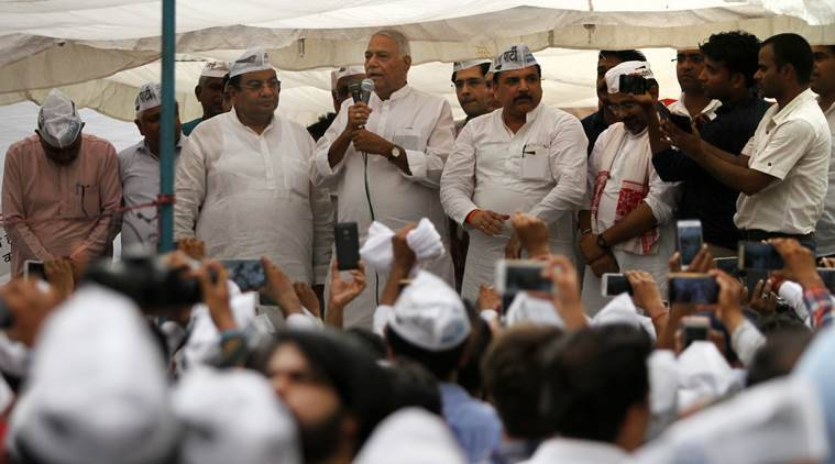 From statehood to breaking silence on PM, AAP shifts gears ahead of LS polls