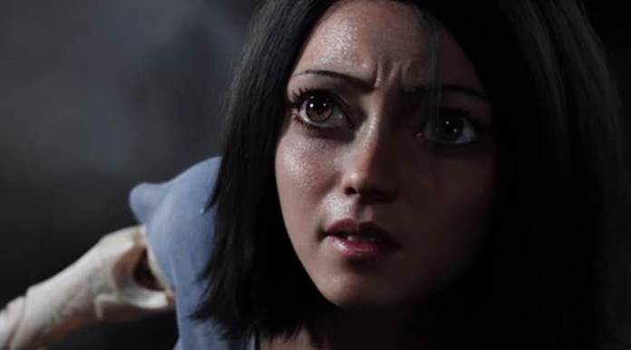 Alita Battle Angel trailer