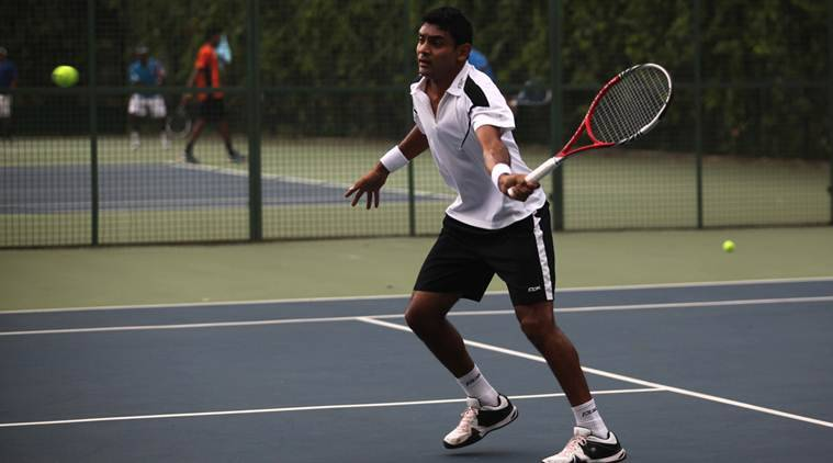 Divij Sharan, Divij Sharan tennis, Tata open, ATP masters event, Bopanna , tata open, Maharasthra Open, Indian express, latest news