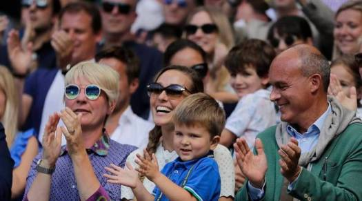 Child's Play at Wimbledon: All about children for Novak ...
