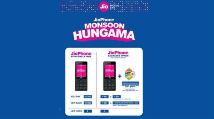 Jio Phone Exchange offer: Jio Phone at Rs 501, here are the details