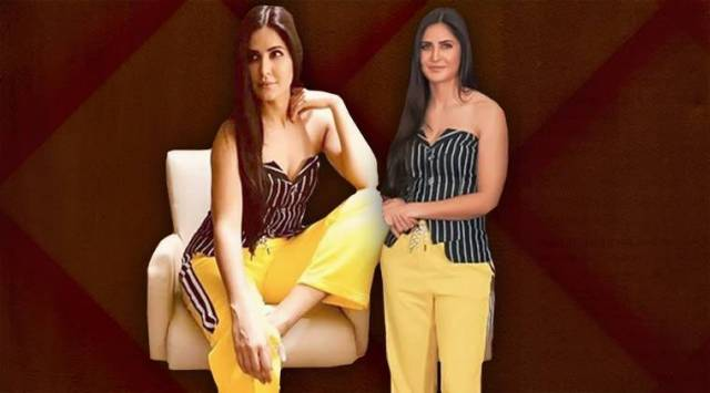 Katrina Kaif shows us how to work a chic look with this striking colour combination