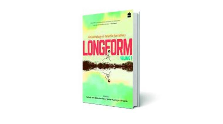 Longform Volume 1: An Anthology of Graphic Narratives