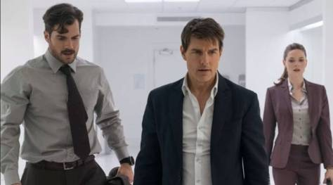 Tom Cruise met nieuwe namen zoals Henry Cavill in Mission: Impossible - Fallout