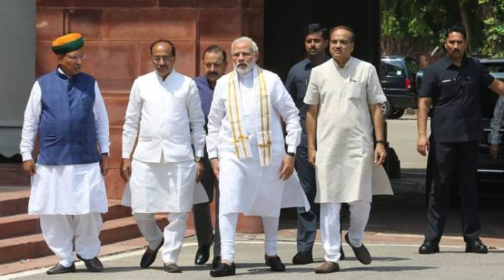No-confidence motion against Modi govt: This is what happened in Parliament today
