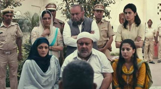 Mulk trailer: Rishi Kapoor and Taapsee Pannu fight against the system forjustice