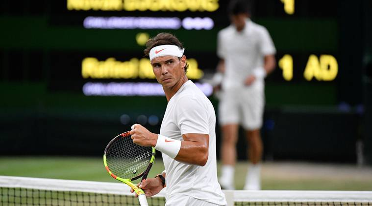 Wimbledon Highlights, Men's semi-final: Djokovic leads Nadal 6-4, 3-6, 7-6 with play suspended; to face Anderson in final