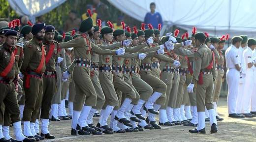 military training for youth, military training programme, NCC, NCC training, Military discipline, National Youth Empowerment Scheme, Defence Ministry, Narendra Modi government, National Cadet Corps, indian express news