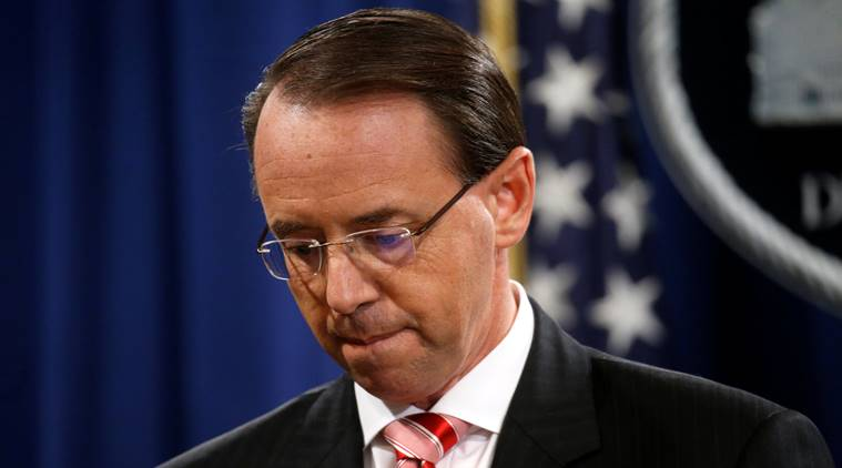 US election hacking: Justice department indicts 12 Russian intelligence officers