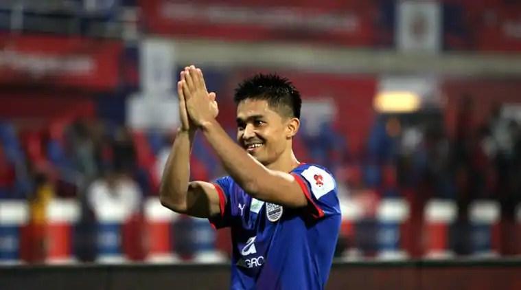I Will Always Be There For Development Of Football In Delhi: Sunil Chhetri