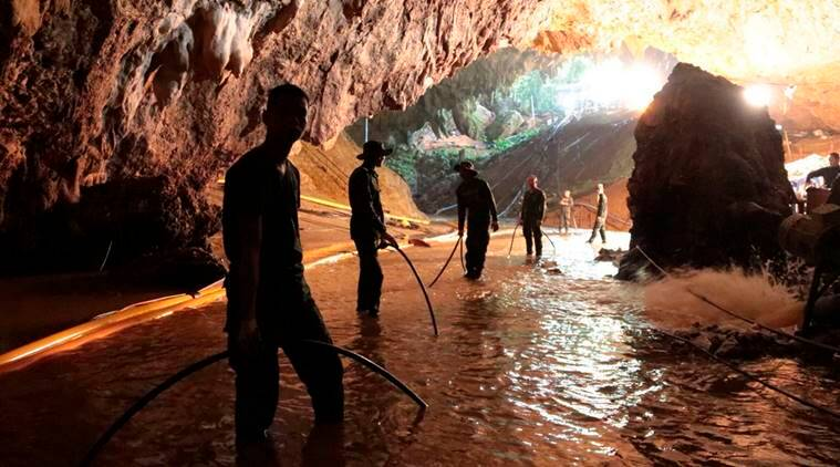 Thailand cave rescue HIGHLIGHTS: Four boys brought out, operation postponed until morning