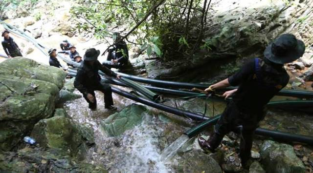 Thailand cave rescue LIVE updates: Ambulance, medical team stationed outside the cave