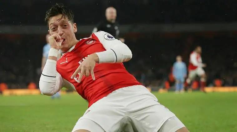 Arsenal vs Manchester City, Manchester City Arsenal, Premier League, sports news, football, Indian Express
