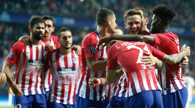 Atletico Madrid Beat Real Madrid 4 2 After Extra Time In